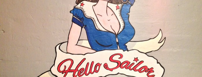 Hello Sailor is one of Cin's Play & Dine- Sydney.