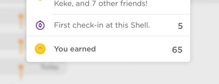 Shell is one of Tempat yang Disukai Tania.