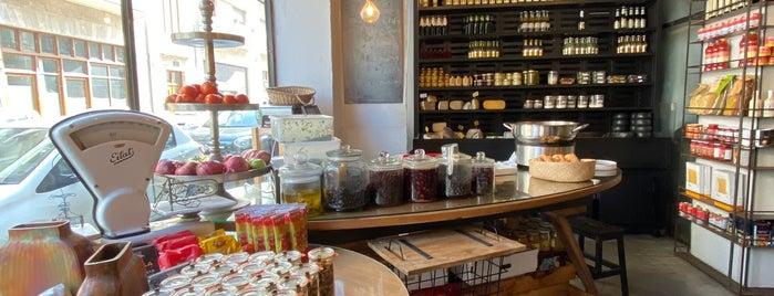 The Urban Bakery is one of Tel Aviv.