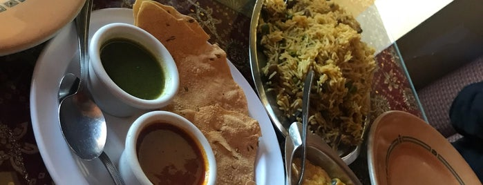 Anar Indian Restaurant is one of LA.