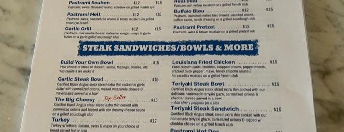 Irving's World Famous Pastrami is one of Rachel : понравившиеся места.