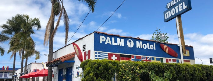 Palm Motel is one of SFLA.