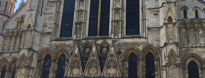 Minster Piazza is one of York Places To Visit.
