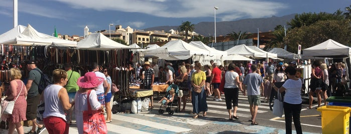 Costa Adeje Market is one of Teneriffa 2014.