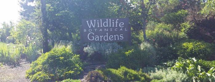 NatureScaping's Wildlife Botanical Gardens is one of places I want to go.