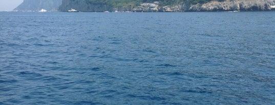Club Nettuno Capri is one of My vacation @ IT.