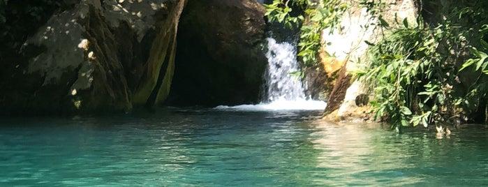 Cueva del Gato is one of Mai Andalucia.