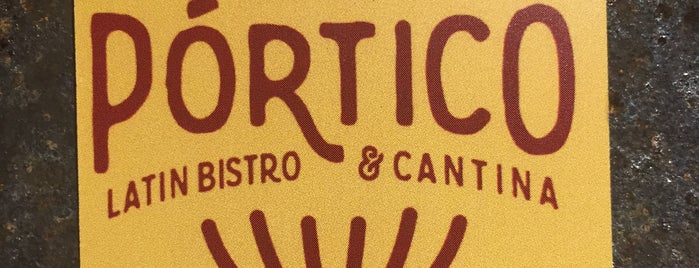 Portico Latin Bistro & Cantina is one of Whidbey.