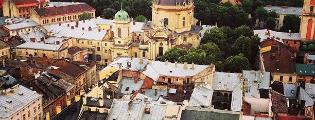 Львівська ратуша is one of Львов.