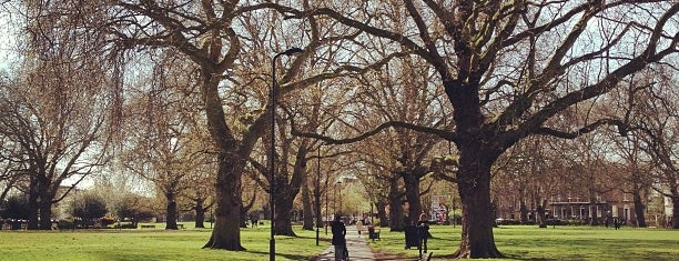 London Fields is one of Locais salvos de Analucia.