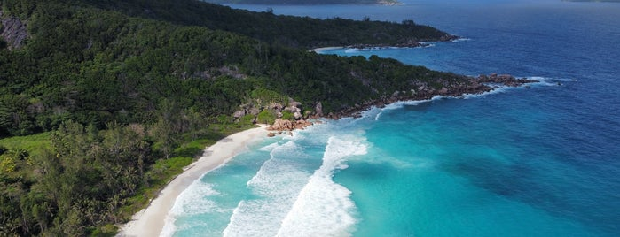 Grande Anse is one of Places to visit in the Seychelles.