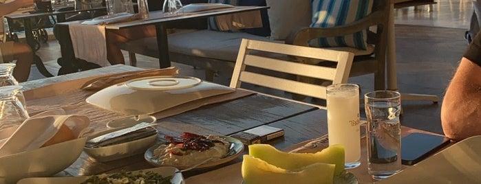 Charides Sea Food is one of Kuşadası.