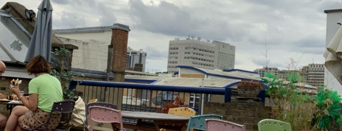 Roof Top Kitchen is one of London.