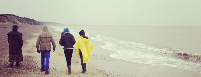 Dunwich Beach is one of Posti salvati di Alex.