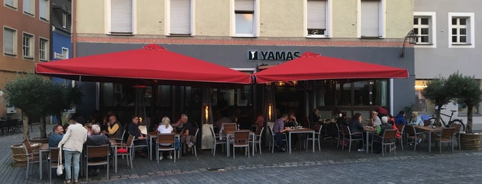 Yamas is one of Good Chow, Sometimes Weird Places.