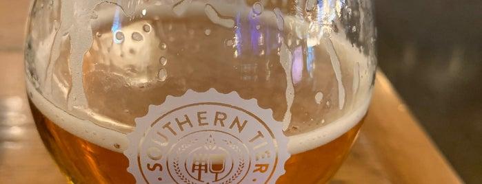 Southern Tier Brewing Company is one of Gespeicherte Orte von Steve.