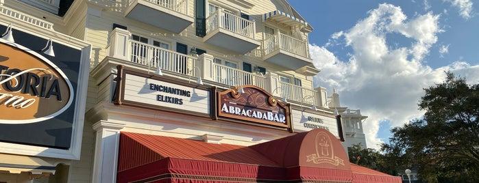 AbracadaBAR is one of Matt'ın Kaydettiği Mekanlar.