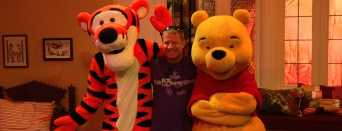 Pooh & Friends Meet & Greet is one of My vacation @ FL2.