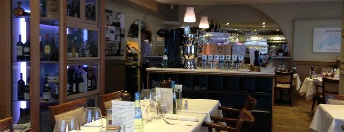Brasserie Latem is one of Gault Millau.