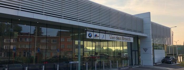 BMW Van den Broeck is one of Caroline's Liked Places.