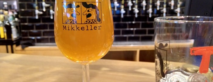 Mikkeller CPH Airport is one of Lieux sauvegardés par Bigmac.