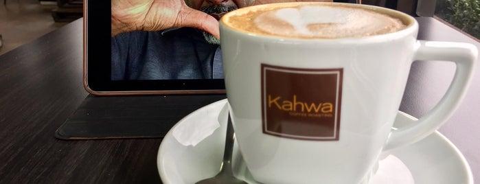 Kahwa Coffee is one of Lieux sauvegardés par K.