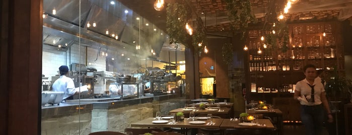 Butcha Steakhouse and Grill is one of Dubai eats.
