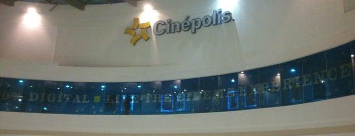 Cinepolis is one of Avinashさんの保存済みスポット.