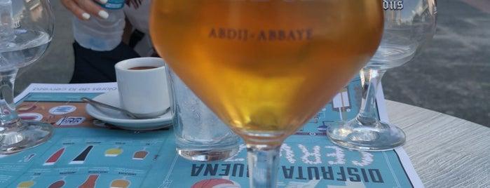 La Cebada is one of Cervecerías www.thebeerclub.es.