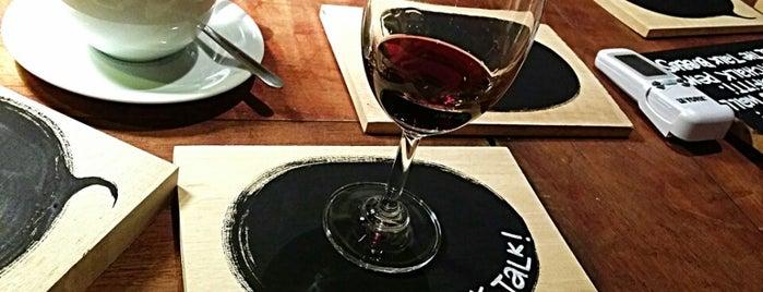 Talk Talk Wine Bar is one of Penang.