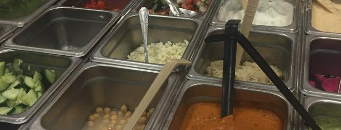 Tzikii Pita Grill is one of Locais curtidos por Yaser.