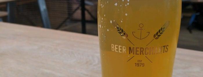 Beer Merchants Tap is one of London drinks.