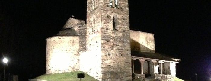 Sant Joan De Caselles is one of Barcelona, Andorra & Toulouse.