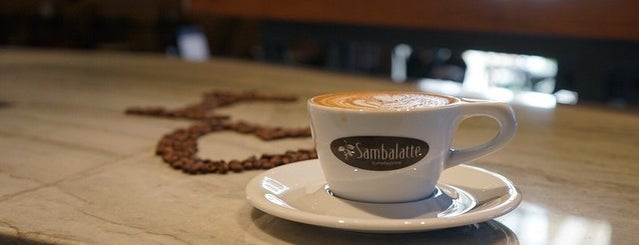 Sambalatte Torrefazione is one of Vegas.