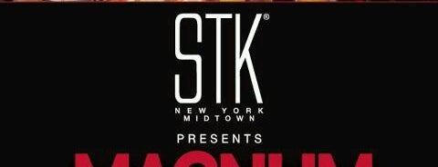 STK Steakhouse Midtown NYC is one of NYC Nightlife.