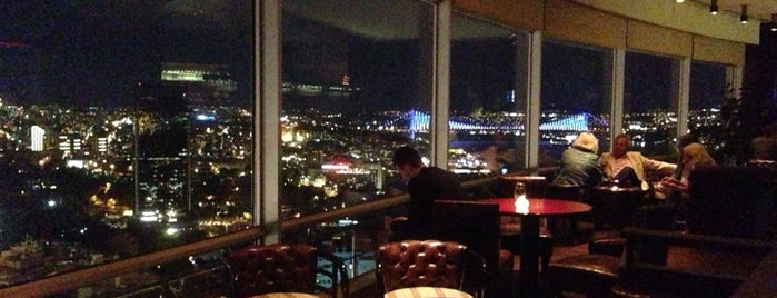 Panorama Lounge is one of Posti che sono piaciuti a Zeynep.