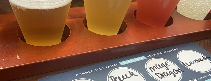 Connecticut Valley Brewing Company is one of Breweries I've been to.