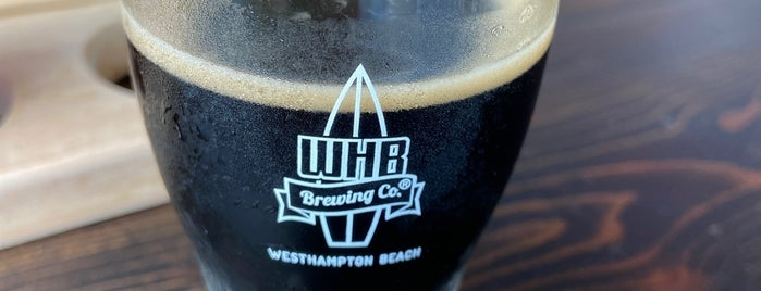 Westhampton Beach Brewing Company is one of Posti salvati di Rachel.