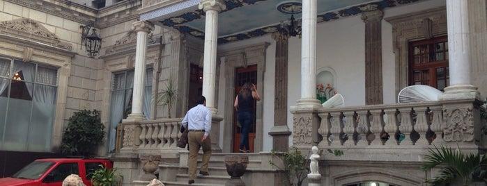 Casa Colima is one of Posti salvati di Ed.