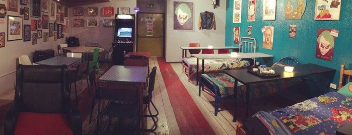 Cereal Killer Cafe is one of Lieux qui ont plu à Amélie.