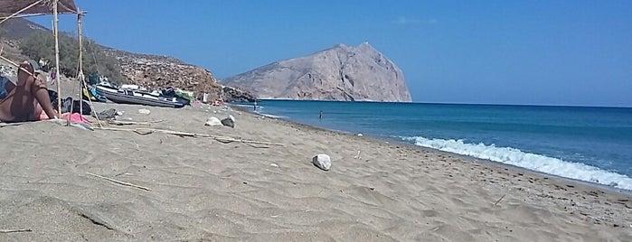 Roukounas Beach is one of Ioannis 님이 좋아한 장소.