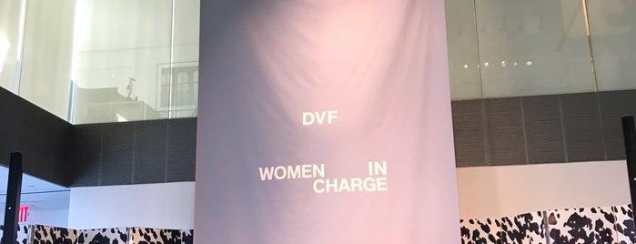 Diane von Furstenberg Studio, L.P. is one of NYC.