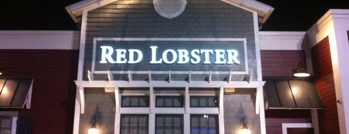 Red Lobster is one of Orte, die Sergio M. 🇲🇽🇧🇷🇱🇷 gefallen.