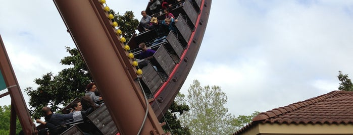 Battering Ram - Busch Gardens is one of Going Traveling!.