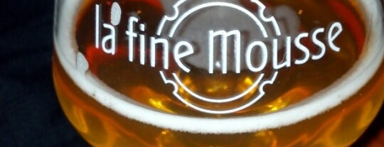 La Fine Mousse is one of Paris.