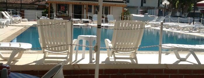 Sedef Motel is one of Orte, die Cihan Emre gefallen.