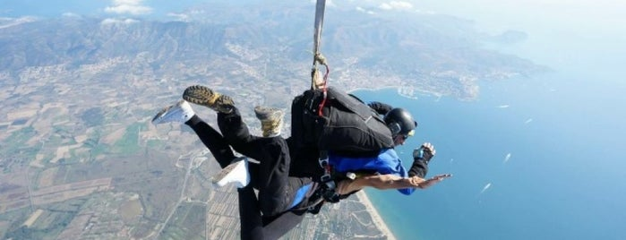 Skydive Empuriabrava is one of Ivanさんのお気に入りスポット.