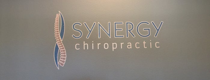 Synergy Chiropractic is one of Lieux qui ont plu à Autumn.