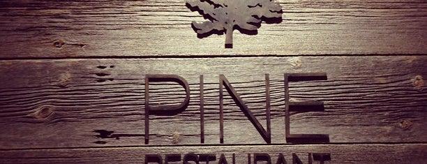PINE is one of Woodstock.