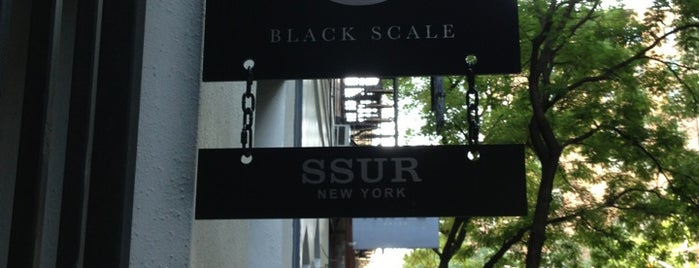 SsurPlus is one of สถานที่ที่บันทึกไว้ของ Yelena.